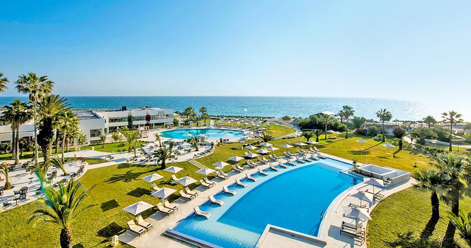Iberostar Selection Diar El Andalous - Tunisko v únoru