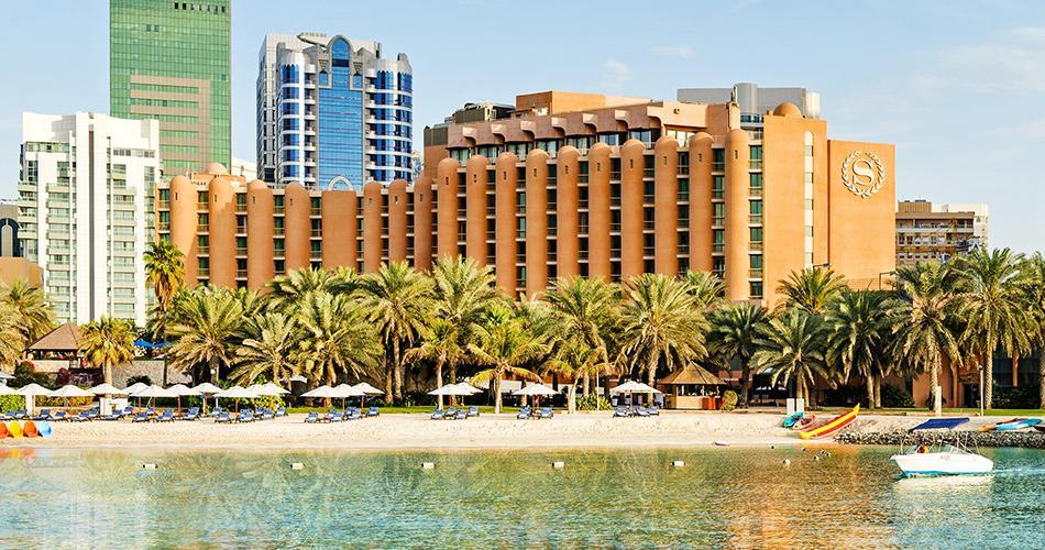 Sheraton Abu Dhabi Hotel and R