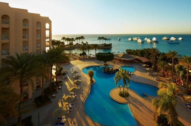 Hurghada Marriott Beach Resort Polopenze