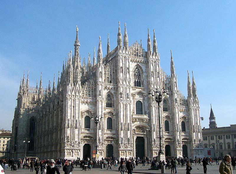 Hotel Minerva 3* Miláno - letecky
