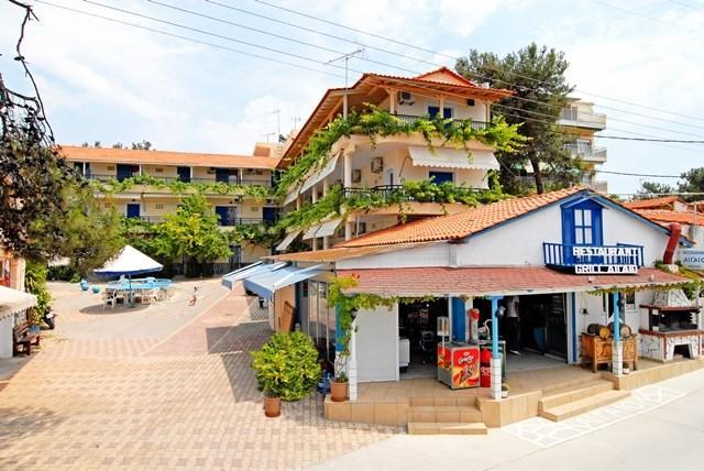 Hotel Aegean Pefkari