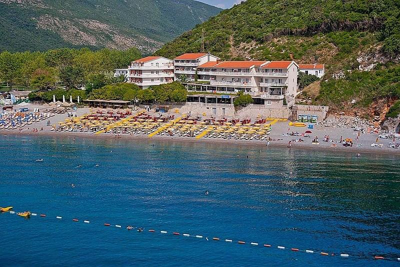 Hotel Poseidon - polopenze