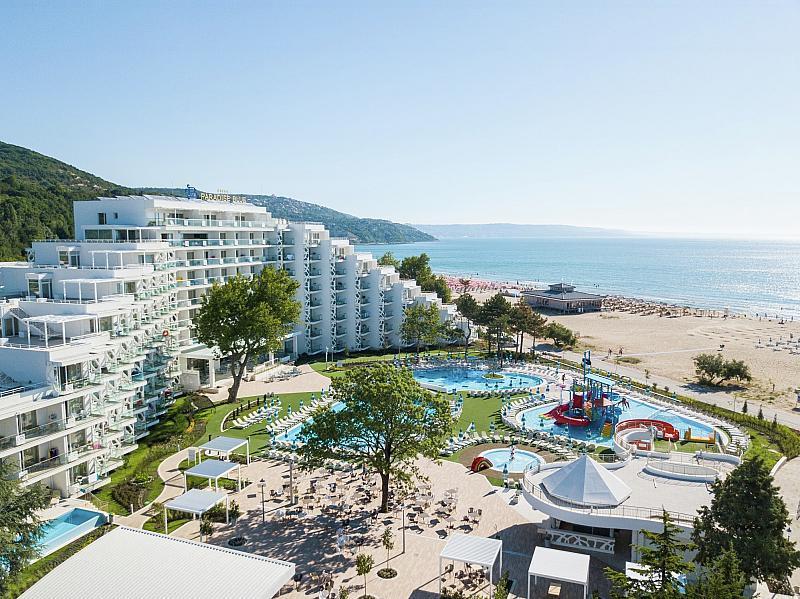 Maritim Hotel Paradise Blue - Bulharsko v červnu