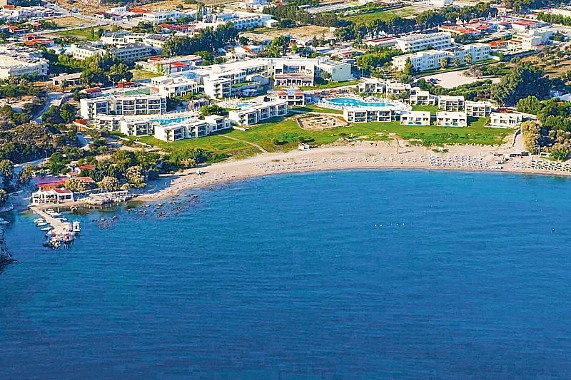 Port Royal Villas & Spa ****, Rhodos - Kolymbia