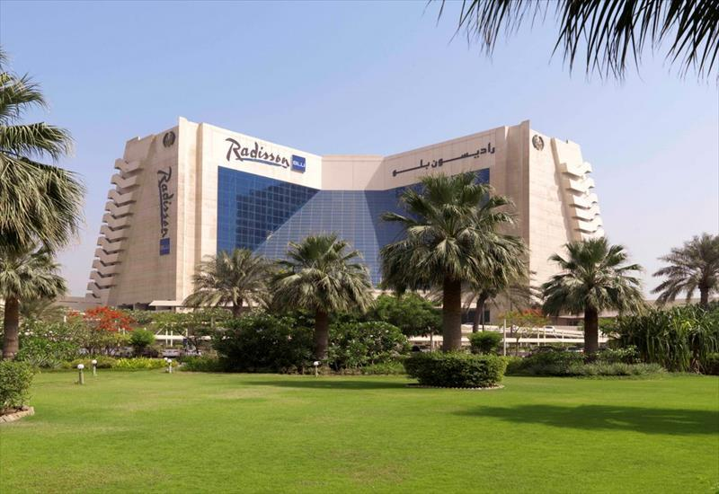 Radisson Blu Resort Sharjah - first minute