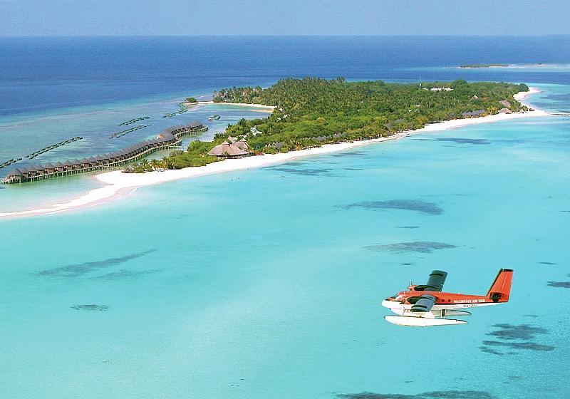 Kuredu Island Resort ****, Maledivy-Lhaviyani atol