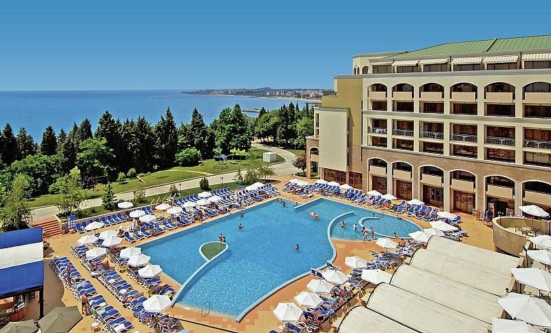 Sol Nessebar Resort - Bulharsko v červnu