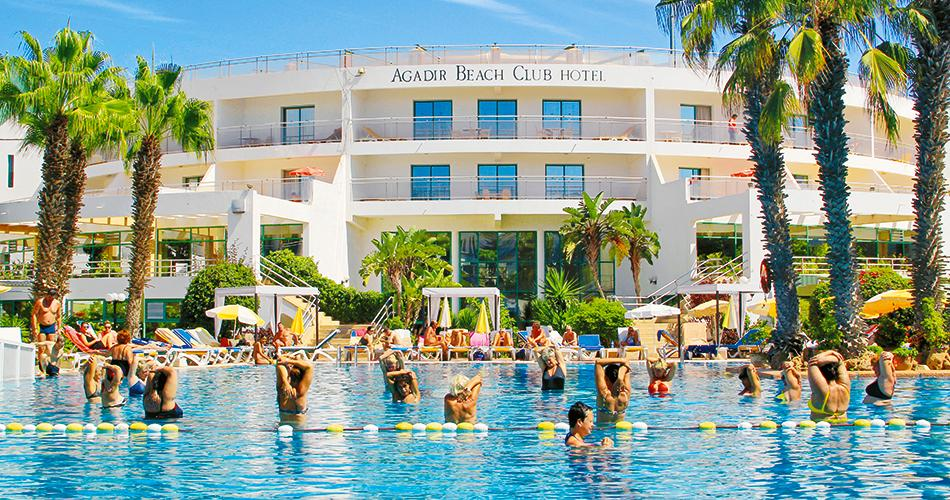 Hotel LTI Agadir Beach Club - Polopenze