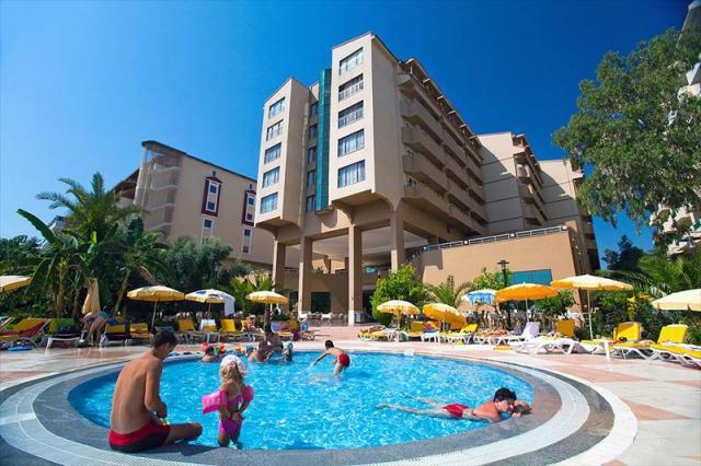 Alanya-Okurcalar - Hotel STELLA BEACH