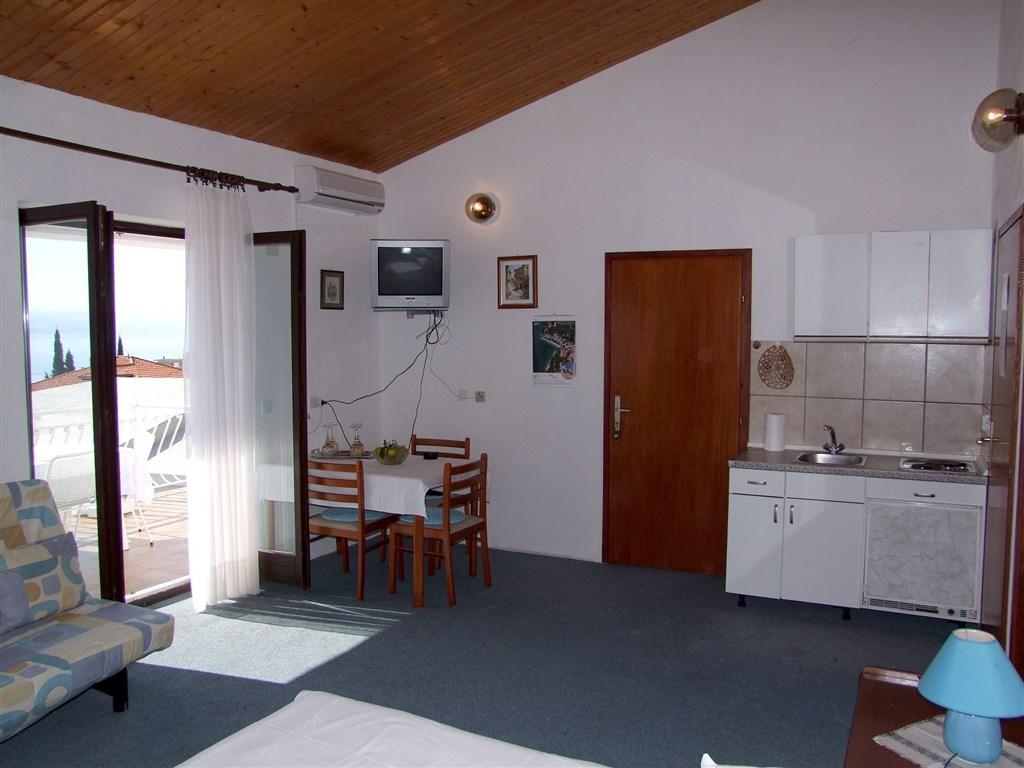 Vybrané apartmány Baška Voda