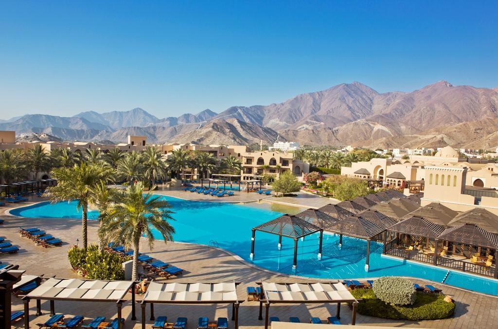 Hotel Miramar Al Aqah