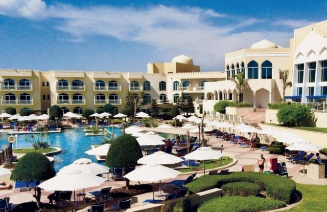 Salalah Marriott Resort