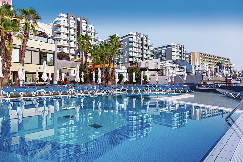 Hotel Seashells Resort - hotely