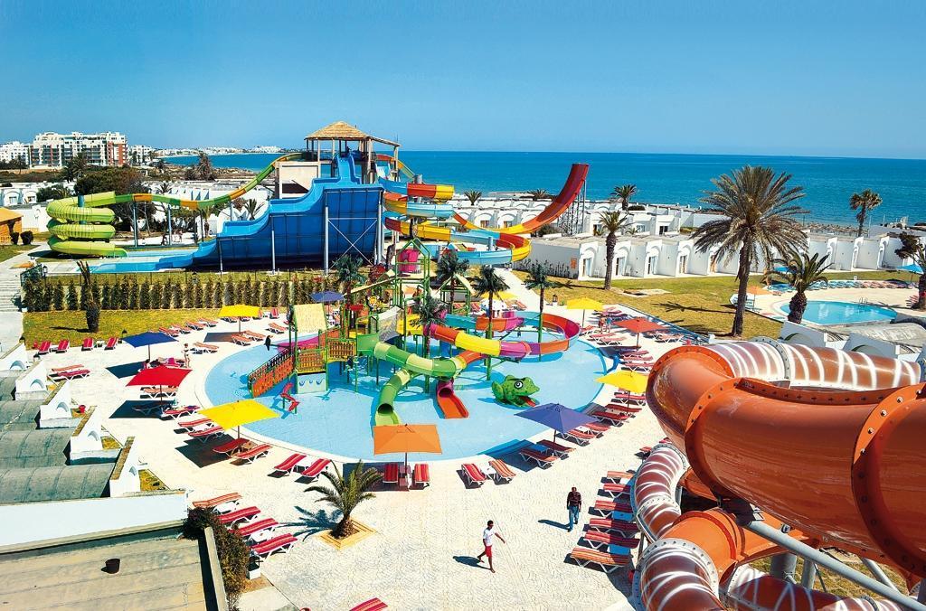 Hotel Thalassa Sousse Lti - hotely