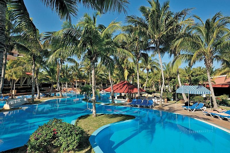 Hotel Sol Sirenas Coral Vue mer
