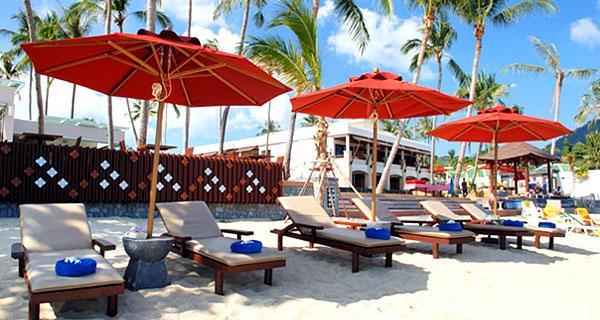 Weekender Resort Koh Samui sans transfert