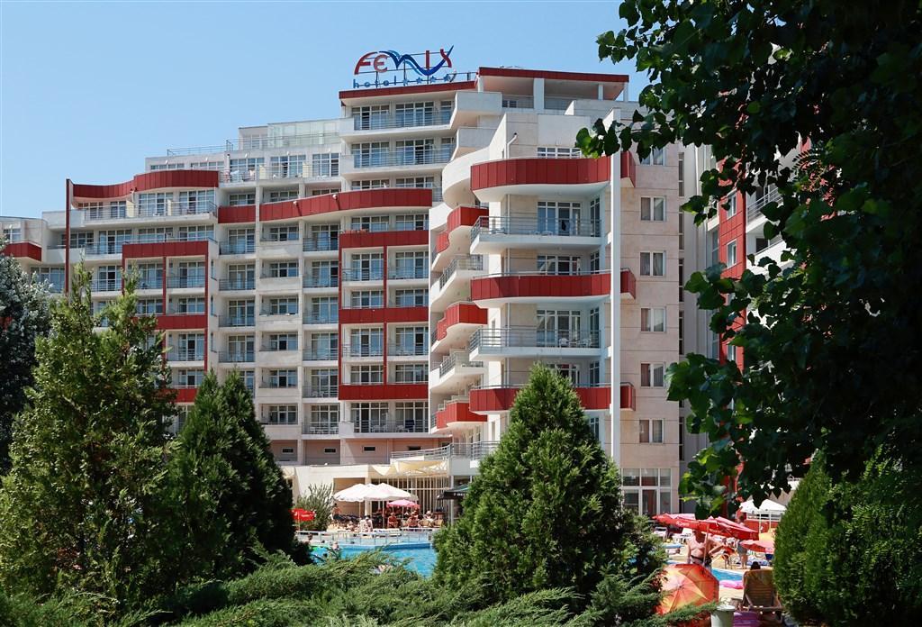 Hotel Fenix - v září