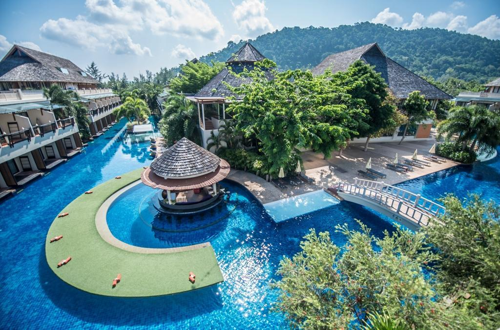 Chada Beach Resort and Spa, Koh Lanta