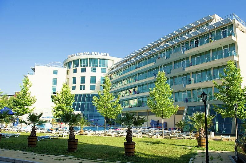 Hotel Ivana Palace - Slunečné pobřeží - Bulharsko