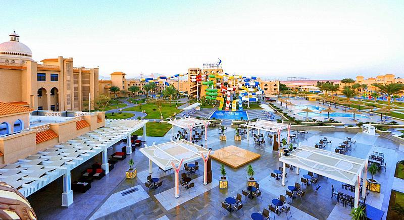 Albatros Aqua Park Hurghada - luxusní dovolená