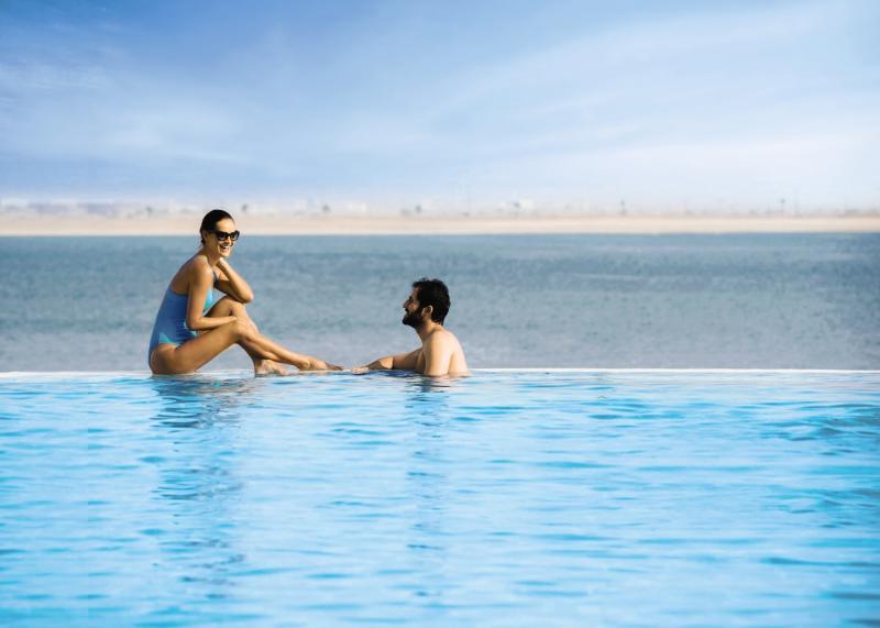 Hotel Doubletree b.Hilton Dubai Marjan Island Res.
