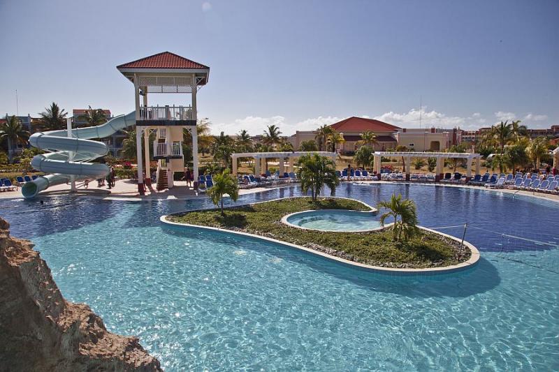 Kombinace hotelů Starfish Monte Habana / Memories Varadero
