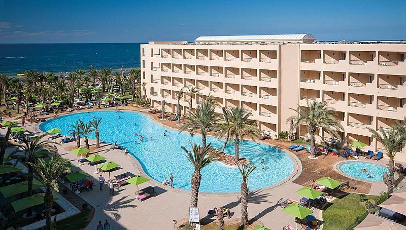 Vincci Rosa Beach - Tunisko v únoru