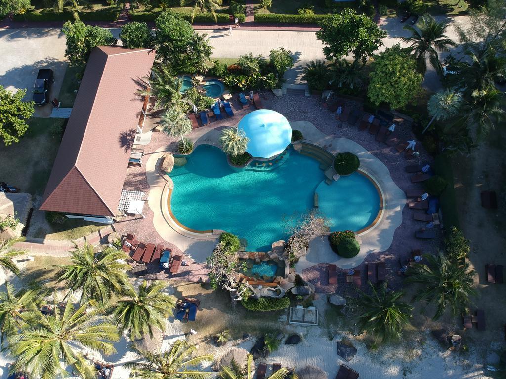 Kombinace - Klong Prao Resort/ Bangkok Palace Hotel
