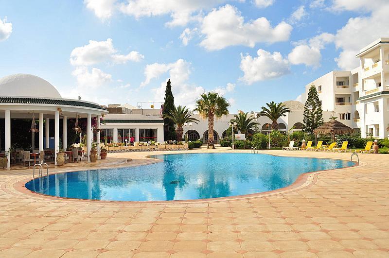 Hotel Zodiac   - Hammamet - Tunisko