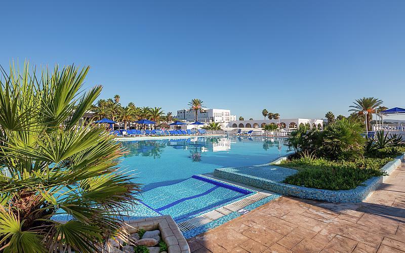 Hotel Hotel Samira Club - Last Minute a dovolená