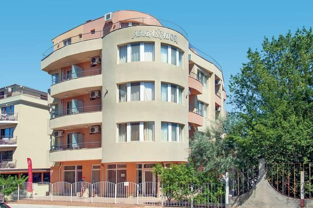 Hotel Ambasador - Bulharsko Last Minute - Bulharsko levně