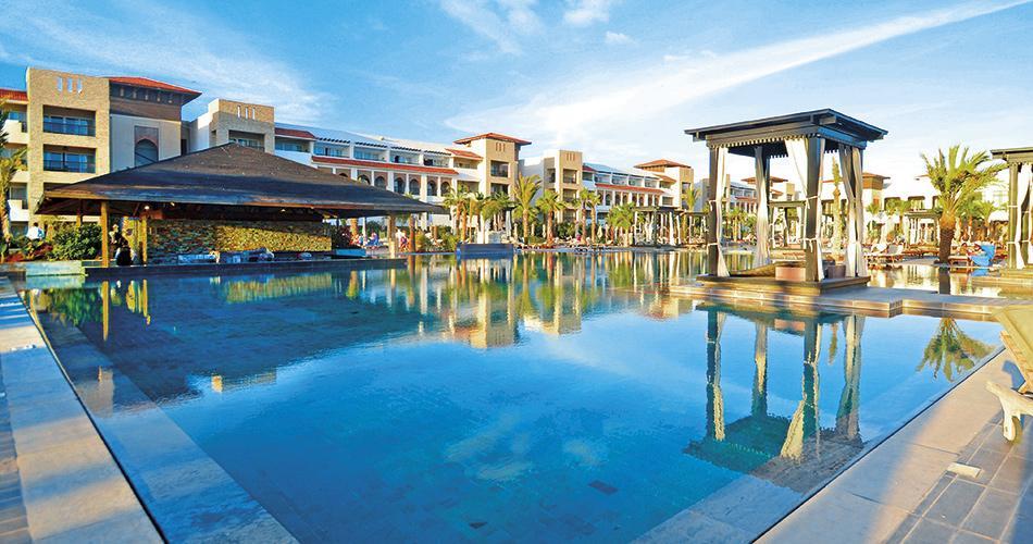 Hotel RIU Palace Tikida - Agadir - Maroko