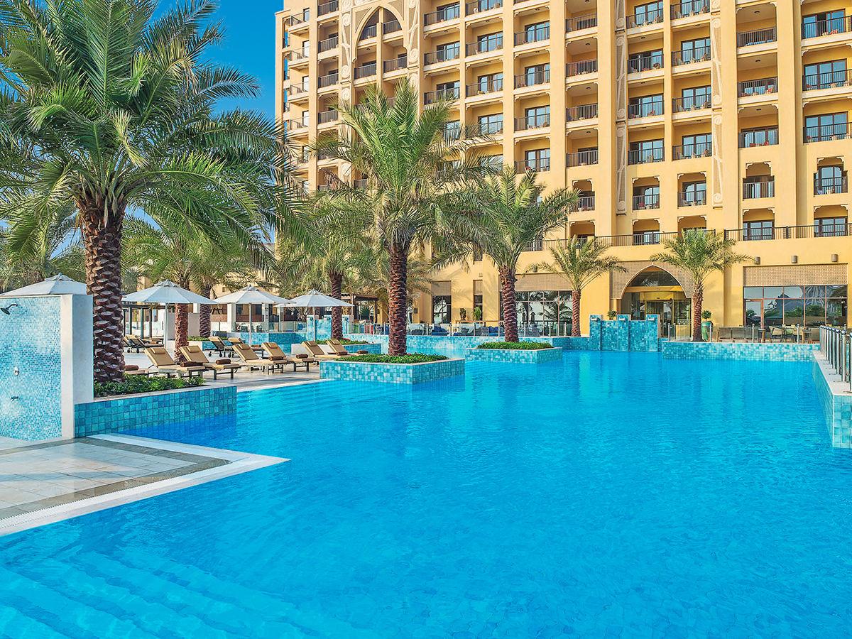 Hotel Doubletree b.Hilton Dubai Marjan Island