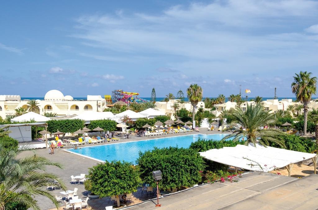 Djerba Palace - Last Minute a dovolená