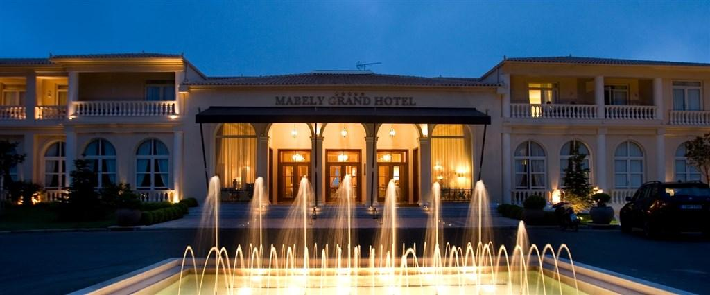 Hotel Mabely Grand Hotel