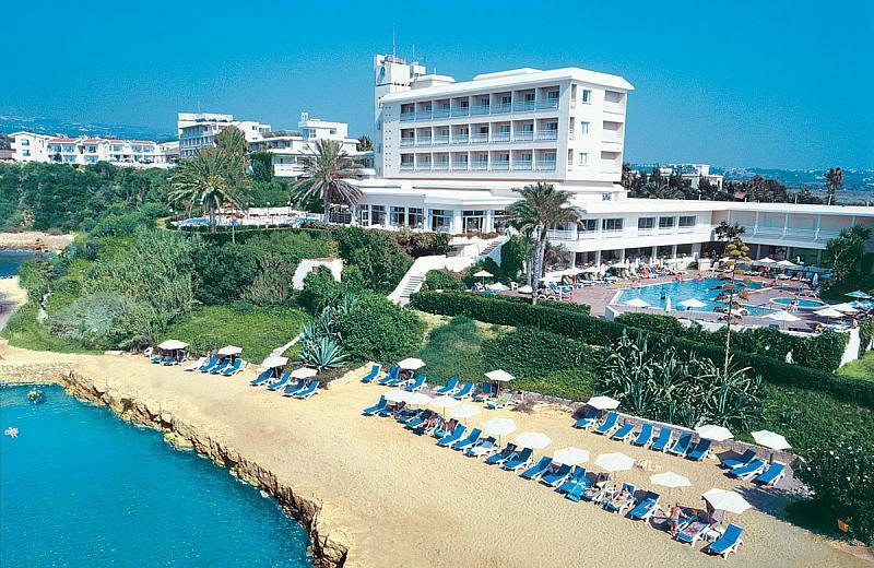 Hotel Cynthiana Beach - Na pláži