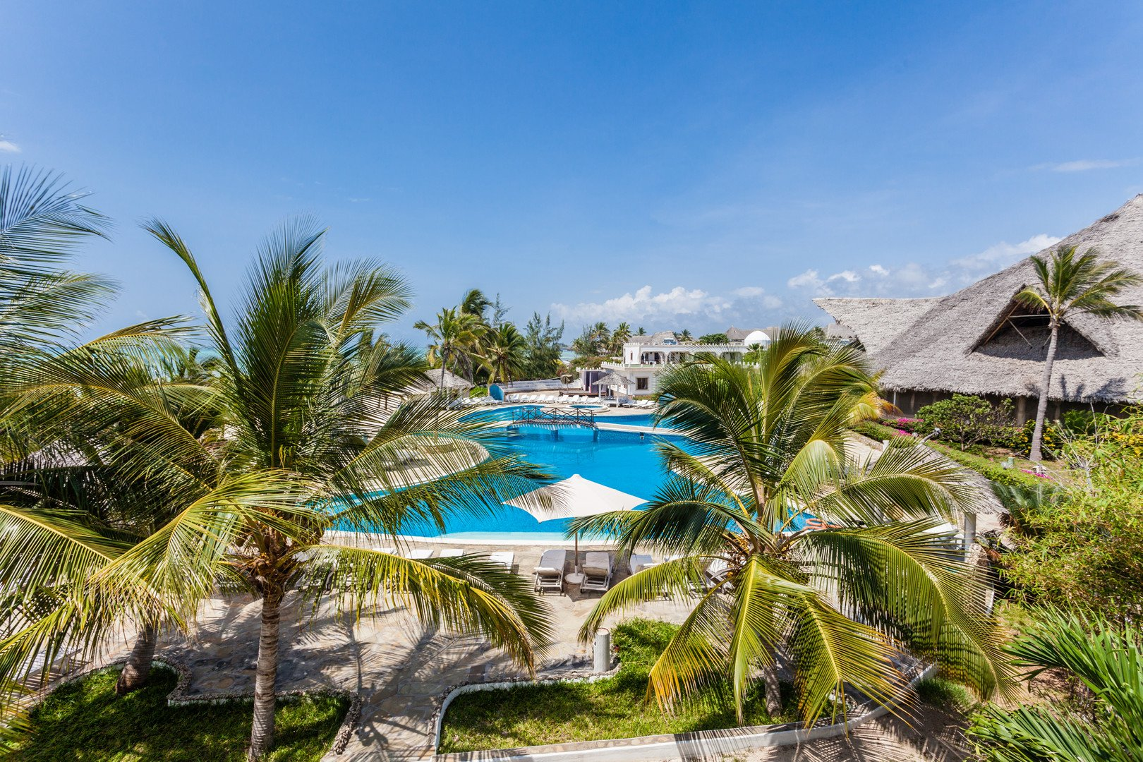 Twiga Beach Resort And Spa