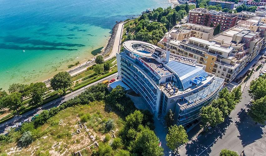 Sol Marina Palace - Bulharsko v červnu