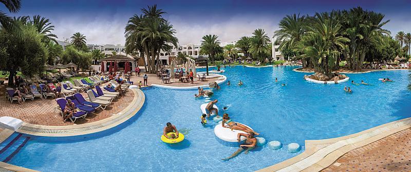 Odyssée Resort   - v říjnu