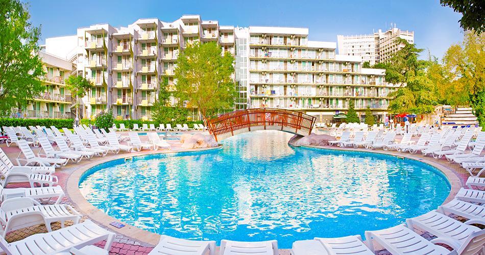 Laguna Garden - Bulharsko - dovolená