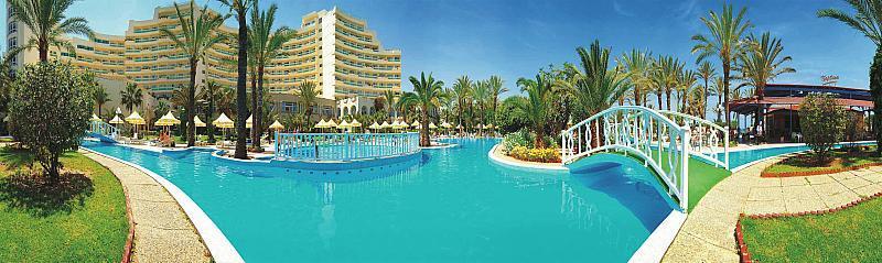Riadh Palms Resort & Spa - Tunisko v dubnu
