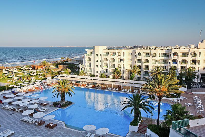 Hotel El Mouradi Mahdia - hotely
