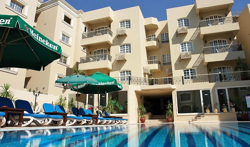 Hotel Elysees - all inclusive
