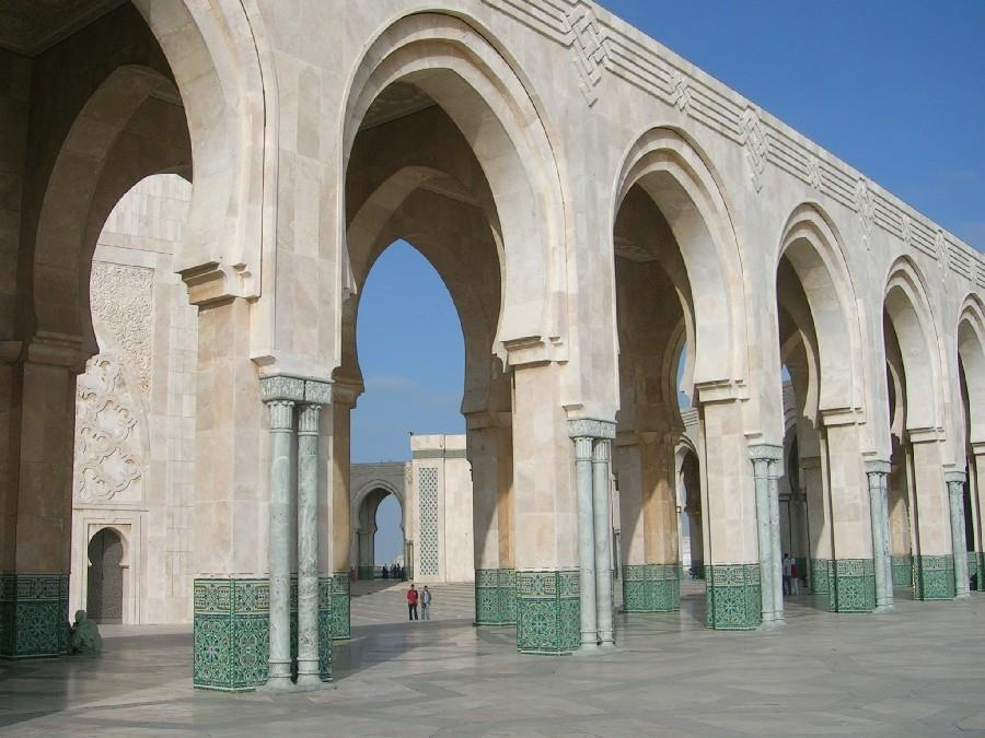 Velký okruh Marokem - Maroko  letecky z Prahy