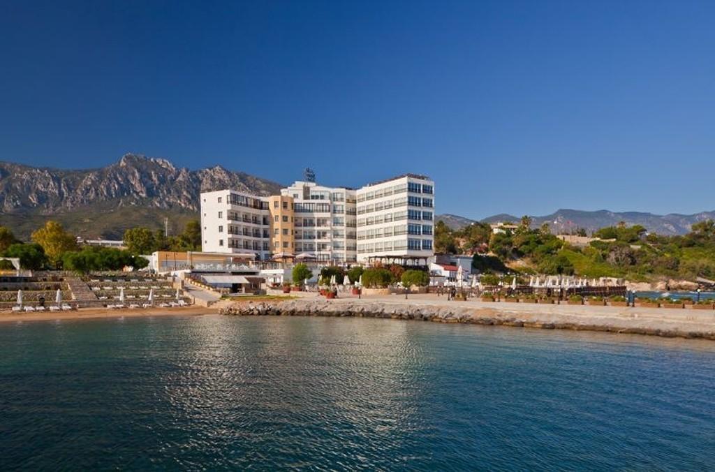 Ada Beach Hotel - letecky