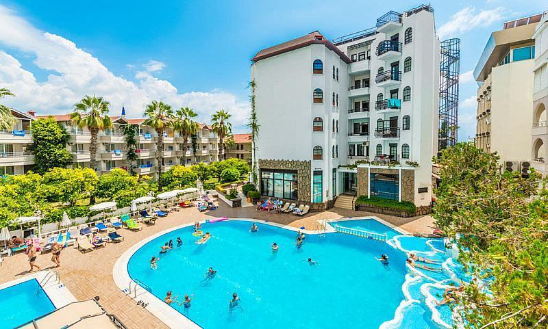 Hotel BOULEVARD, Alanya