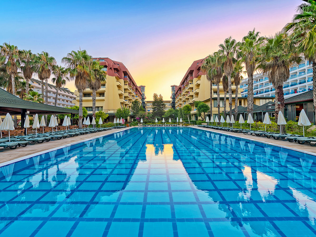 Meryan Hotel - All Inclusive