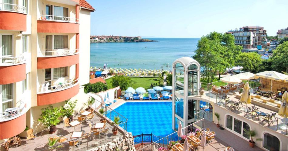 Villa List - Bulharsko  se snídaní