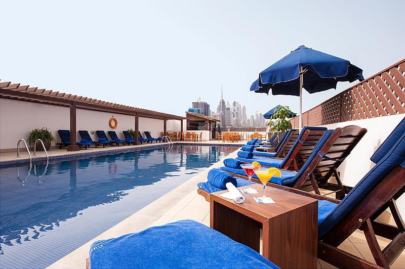 Citymax Hotels Bur Dubai - Levně