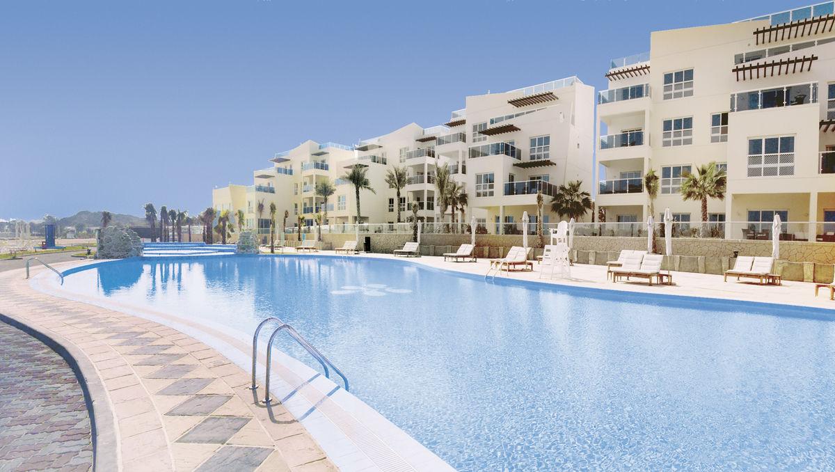 Hotel Radiss. Blu Fujairah
